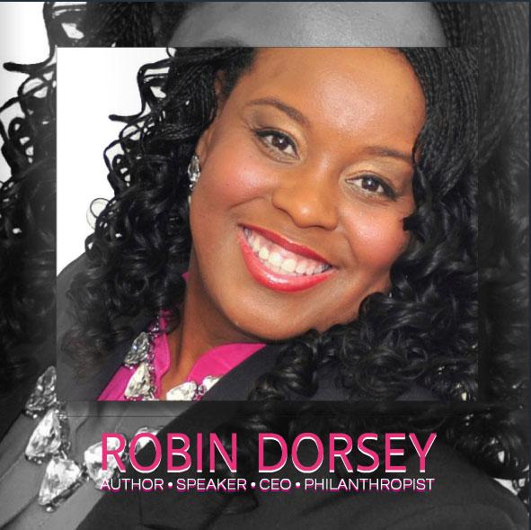 Media Kit for Robin Dorsey