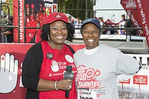 Diabetes Step Out Walk Picture 2014