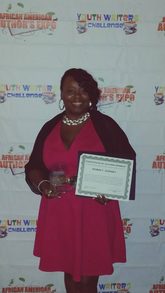 Robin Dorsey African American Expo Award