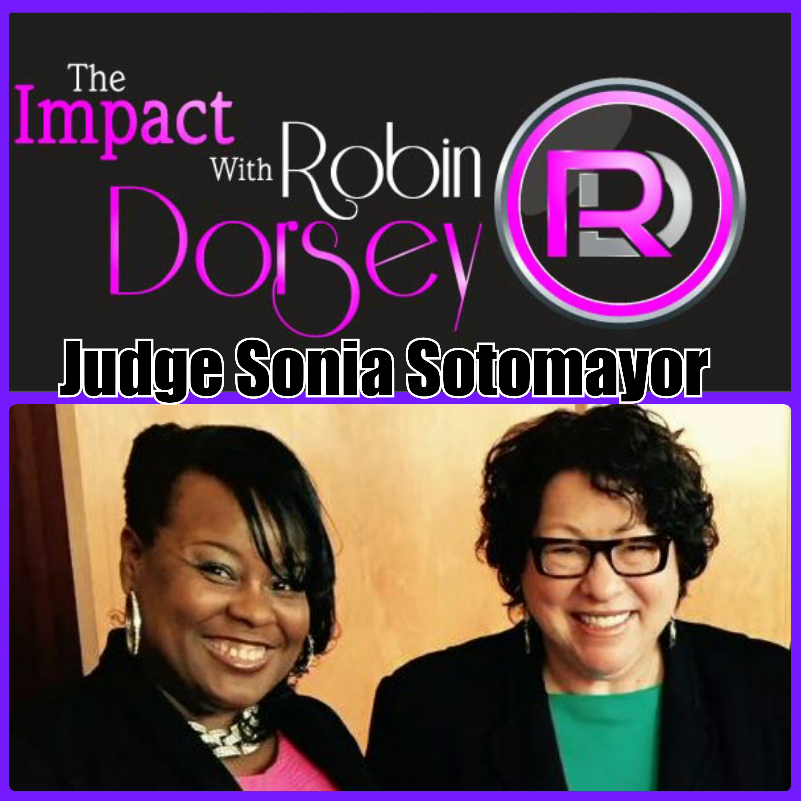 The Impact with Robin Judge Picture